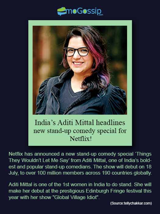 India's Aditi Mittal headlines new