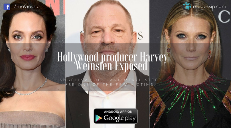 Exposed :Hollywood producer Harvey Weinsten