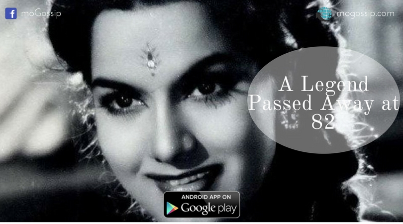 Legendary actress Shyama passes away at