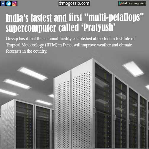India's Fastest Supercomputer