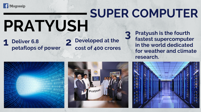India's fastest Supercomputer- Can it offer better forecast?