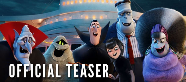 HOTEL TRANSYLVANIA 3: SUMMER VACATION - Official Trailer