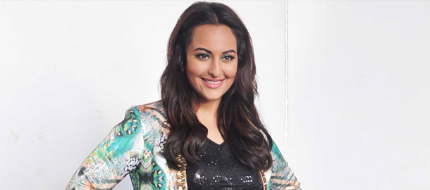 Sonakshi Sinha On Her Upcoming Film