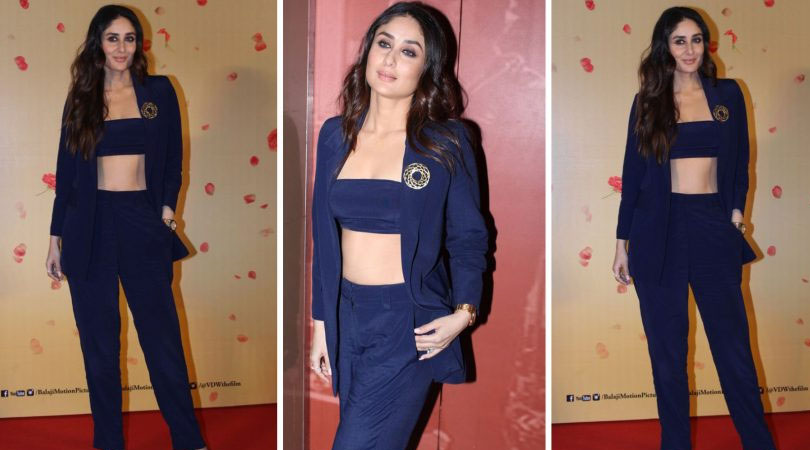 Kareena's loud comeback