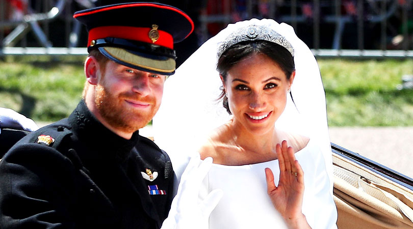 Celebrity Messages on the Royal Wedding, to melt your heart , anyways!