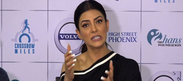 Sushmita Sen CRIES After A 15 Year Old Boy Misbehaved With Her