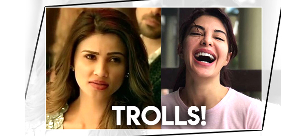 Daisy Shah SHOCKING Response To Trolls & Memes On 'Our business' dialogue from RACE 3