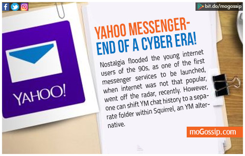 What is your favourite Yahoo Messenger memory?