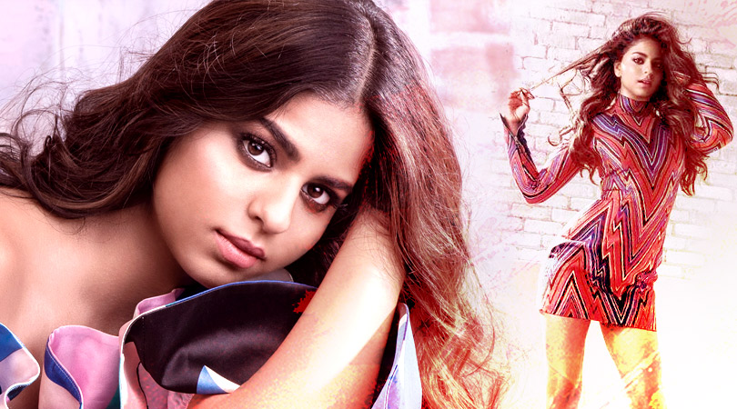 Suhana Khan on Vogue Magazine is not so 'suhana'