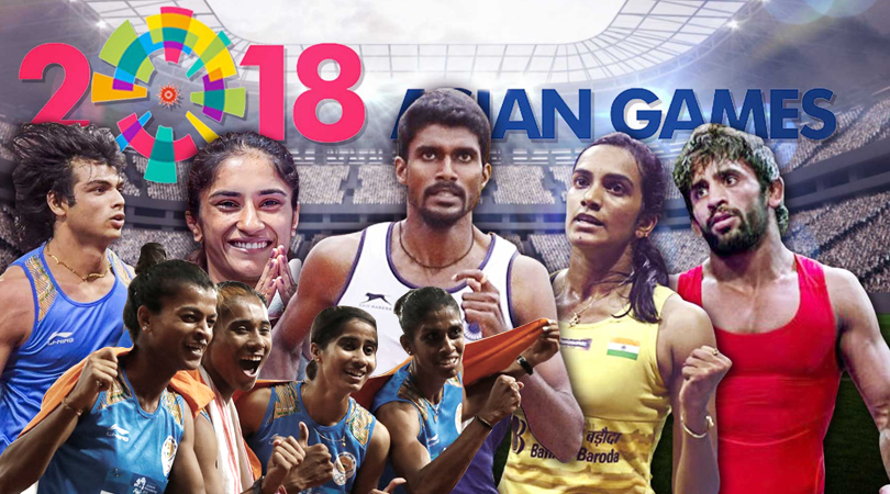 Asian Games 2018: India Shines with 69 Medals in its Kitty