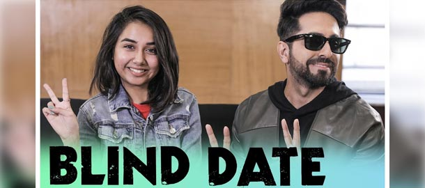 The Blind Date Ft. Ayushmann Khurrana | MostlySane