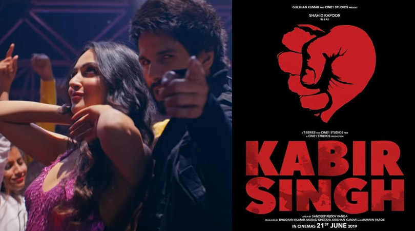 Kabir Singh to release on 21st of June, announces Shahid Kapoor !