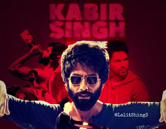 Kabir Singh  Official Trailer | Shahid Kapoor, Kiara Advani | Sandeep Reddy Vanga | 21st June 2019