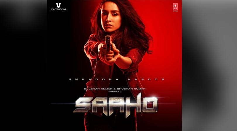 Shraddha Kapoor Looks Intense In The First Look From Saaho