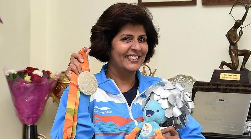 Deepa Malik announces retirement, will head India's Paralympic Committee