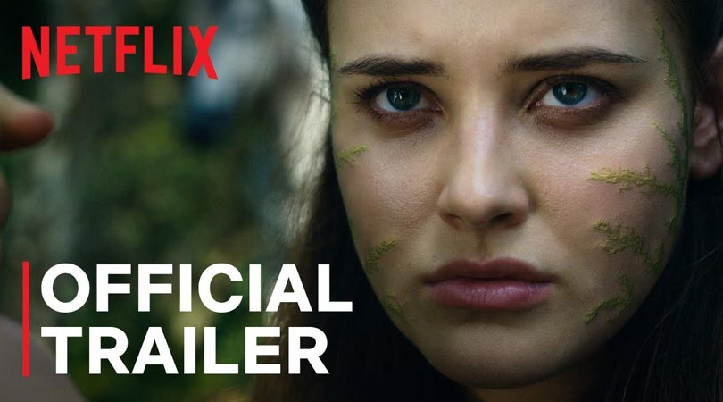 CURSED Katherine Langford Trailer !