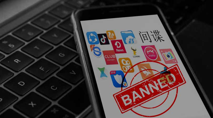 Centre bans 47 clones of Chinese apps banned earlier.
