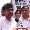 AICWA protest against singer mika singh on his mumbai