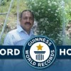 A Ranikhet-based horticulturist, Gopal Upreti Organic Farmer set Guinness World Record for organic tallest coriander plant !